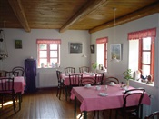 Tornby gamle købmandsgård cafeén