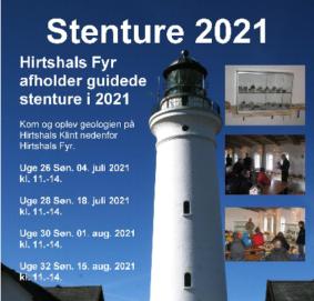 Stenture Hirtshals fyr